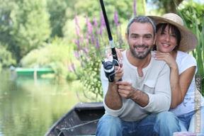 Как мы с мужьями ходили на рыбалку