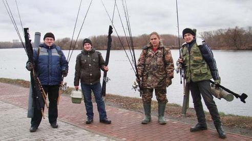 Выбор рыболовного места и экипировка